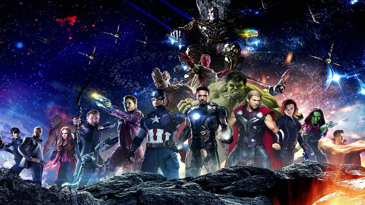 Avengers: Infinity War Directors Reveal Mysterious On-Set Image