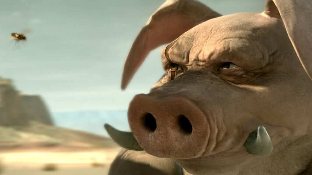 E3 2017: Beyond Good and Evil 2 Officially Announced