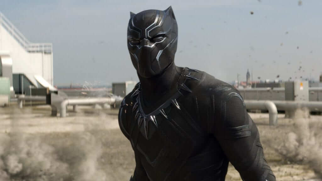 First Poster For Black Panther Released Before Teaser