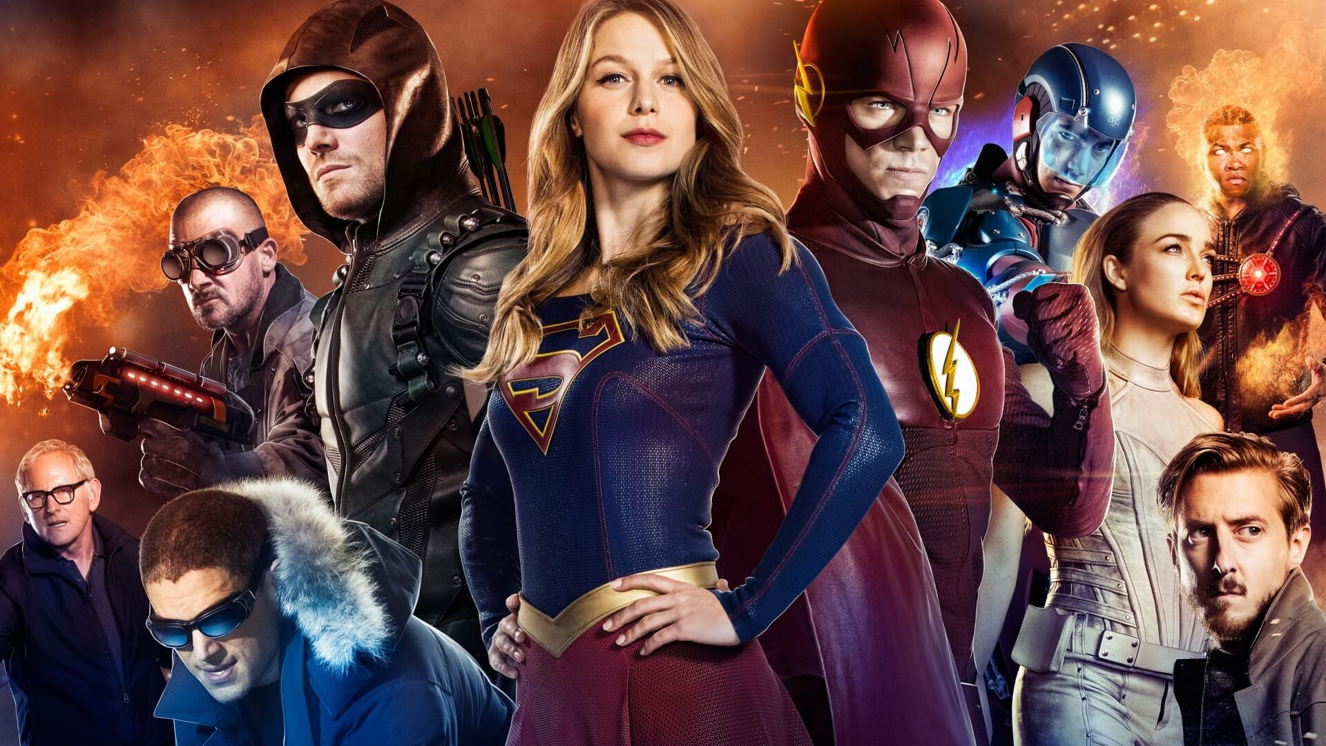 The CW Fall Premiere Dates Revealed