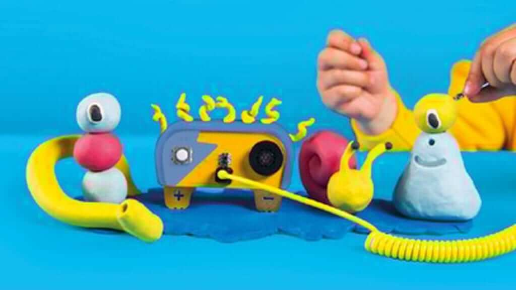 Your Playdough Now Runs on Electricity!