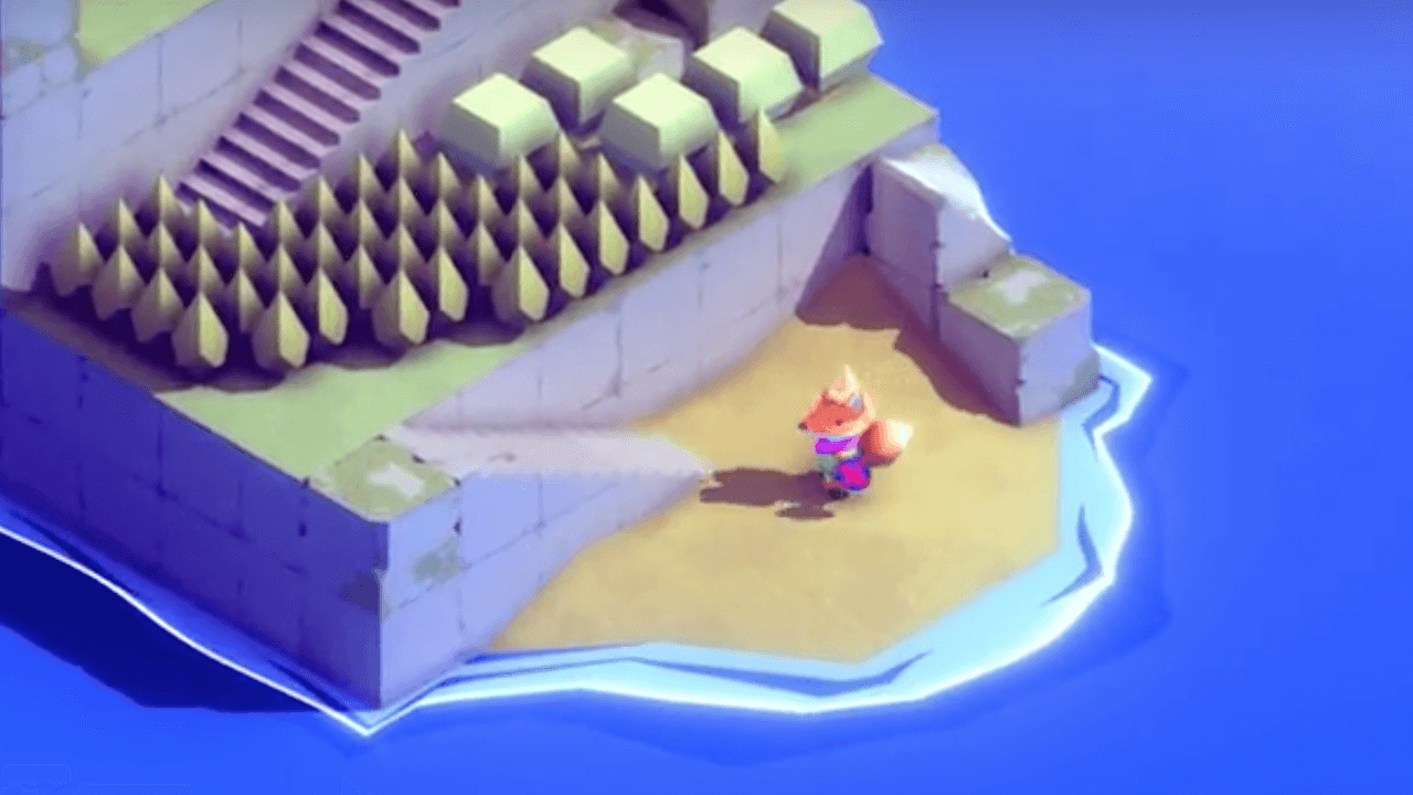 E3 2017: Tunic is Basically Legend of Zelda with Foxes