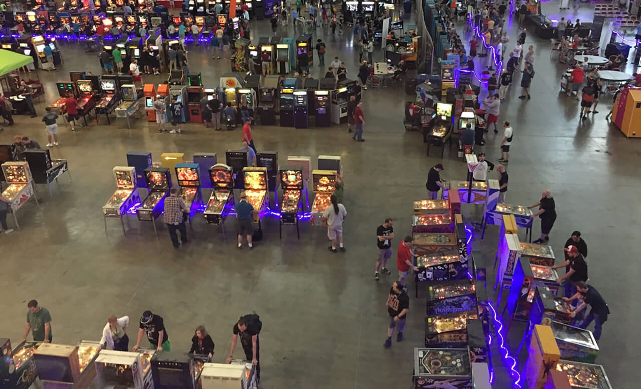 Back to the Old School: Retro Gamers Gear Up for ReplayFX in Pittsburgh