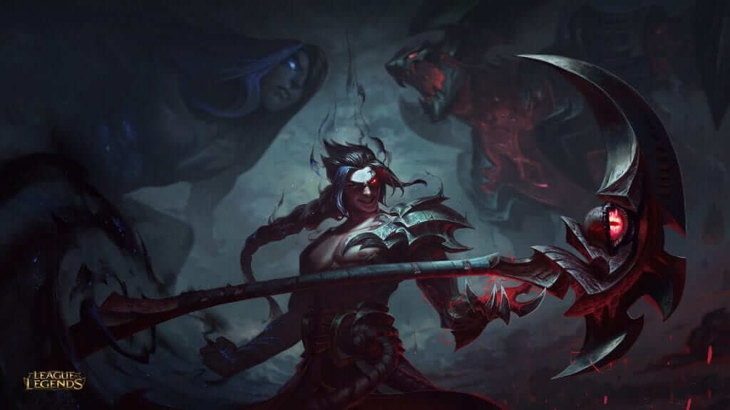 Kayn, The Shadow Reaper, Revealed By Riot Games