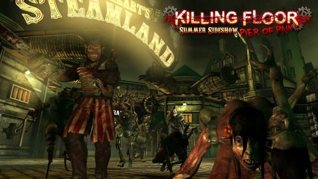 E3 2017: Killing Floor 2 Summer Event Announced