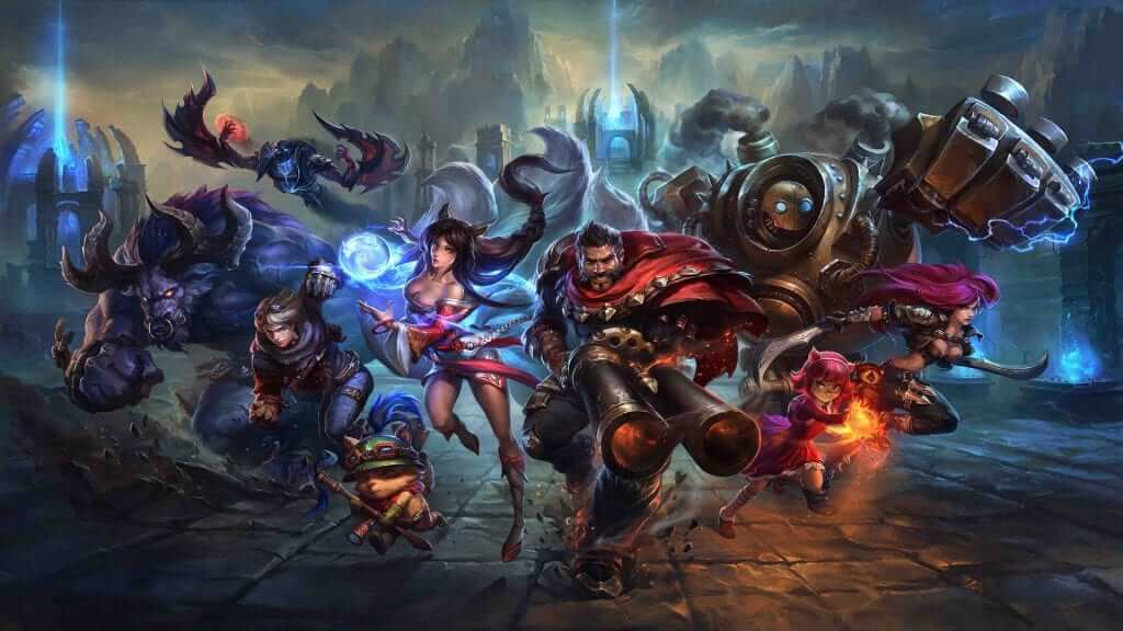 League Of Legends' Next Champion Teased