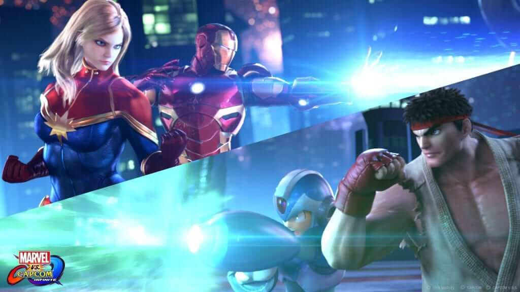 E3 2017: Marvel Vs Capcom: Infinite Story Demo Available For Download
