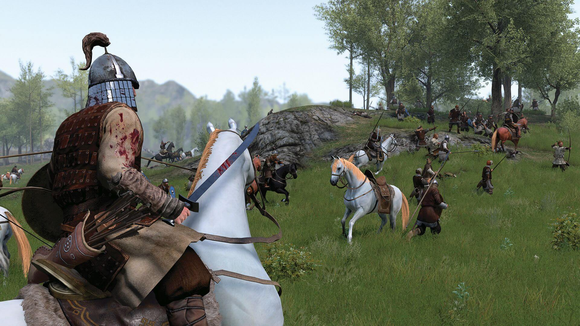 E3 2017: Mount & Blade II: Battles and Combat Detailed
