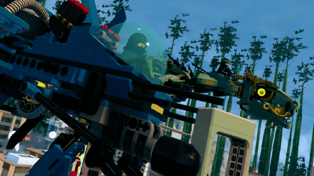 The LEGO Ninjago Movie Video Game Announced