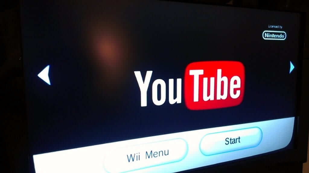 Support For YouTube On Wii Ending Soon