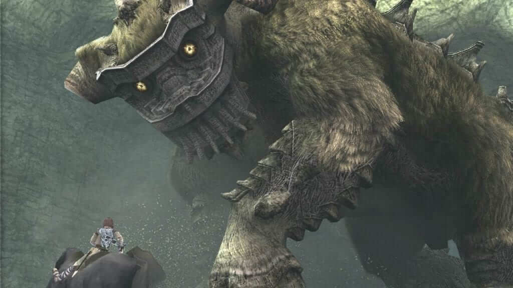 E3 2017: Shadow of the Colossus Coming to PS4 Next Year