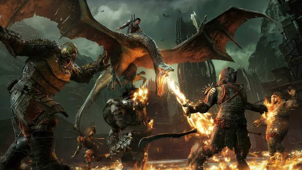 Middle Earth: Shadow of War Never Forgets In New Trailer