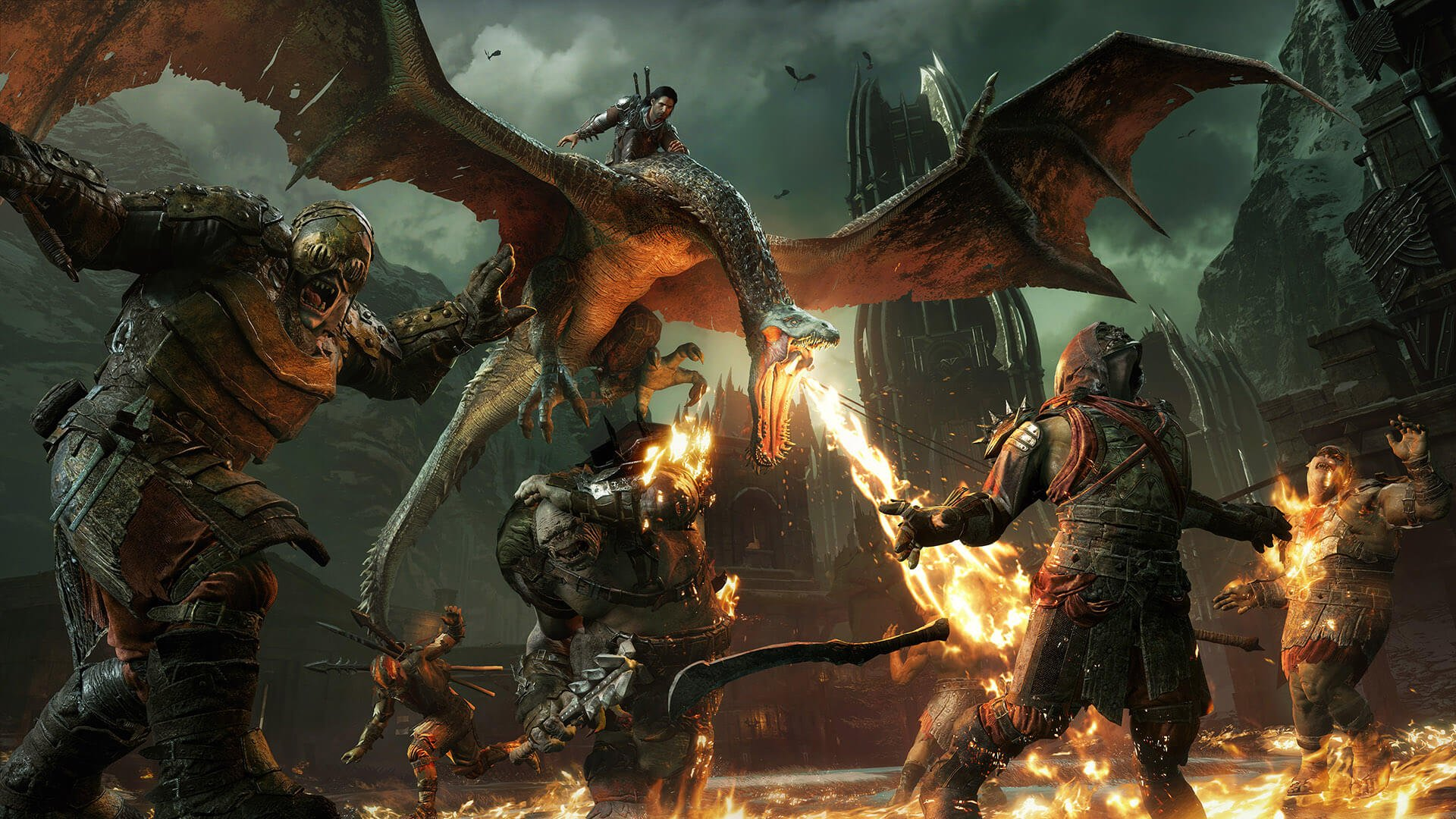 Story Trailer for Middle-earth: Shadow of War Revealed