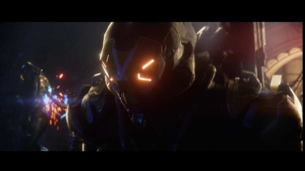 E3 2017: Watch the Gameplay Reveal for Bioware's New Title Anthem