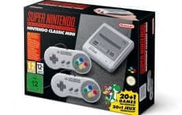 SNES Classic Edition Games and Release Date Confirmed
