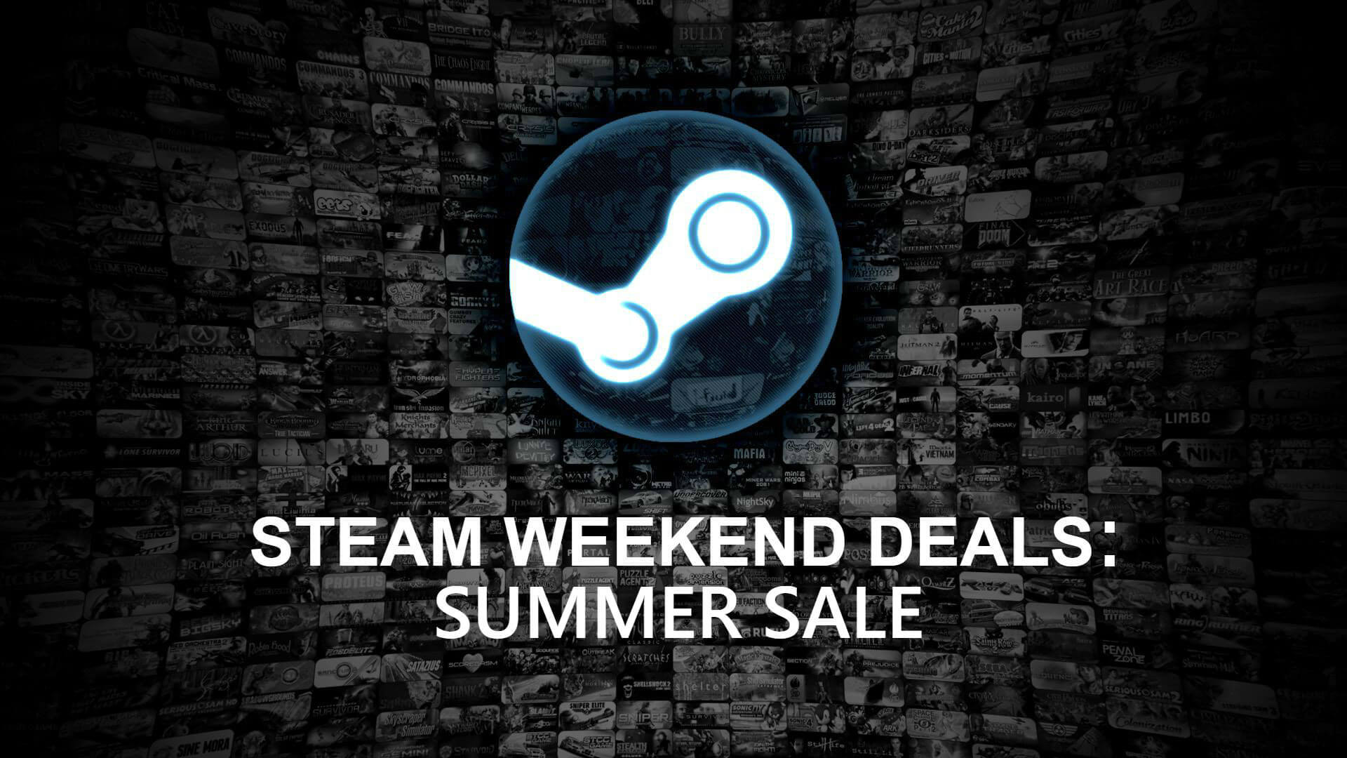 Top Steam Sales of the Weekend - Summer Sale