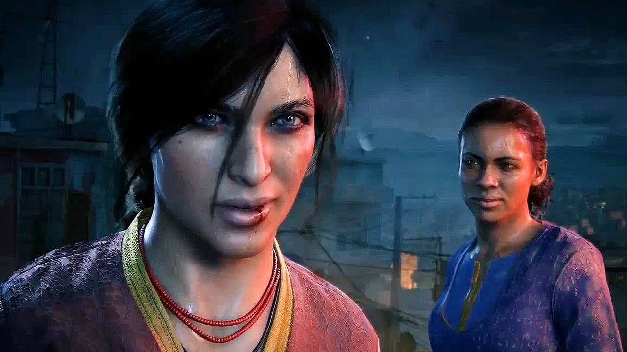 E3 2017: Uncharted: The Lost Legacy Coming Soon