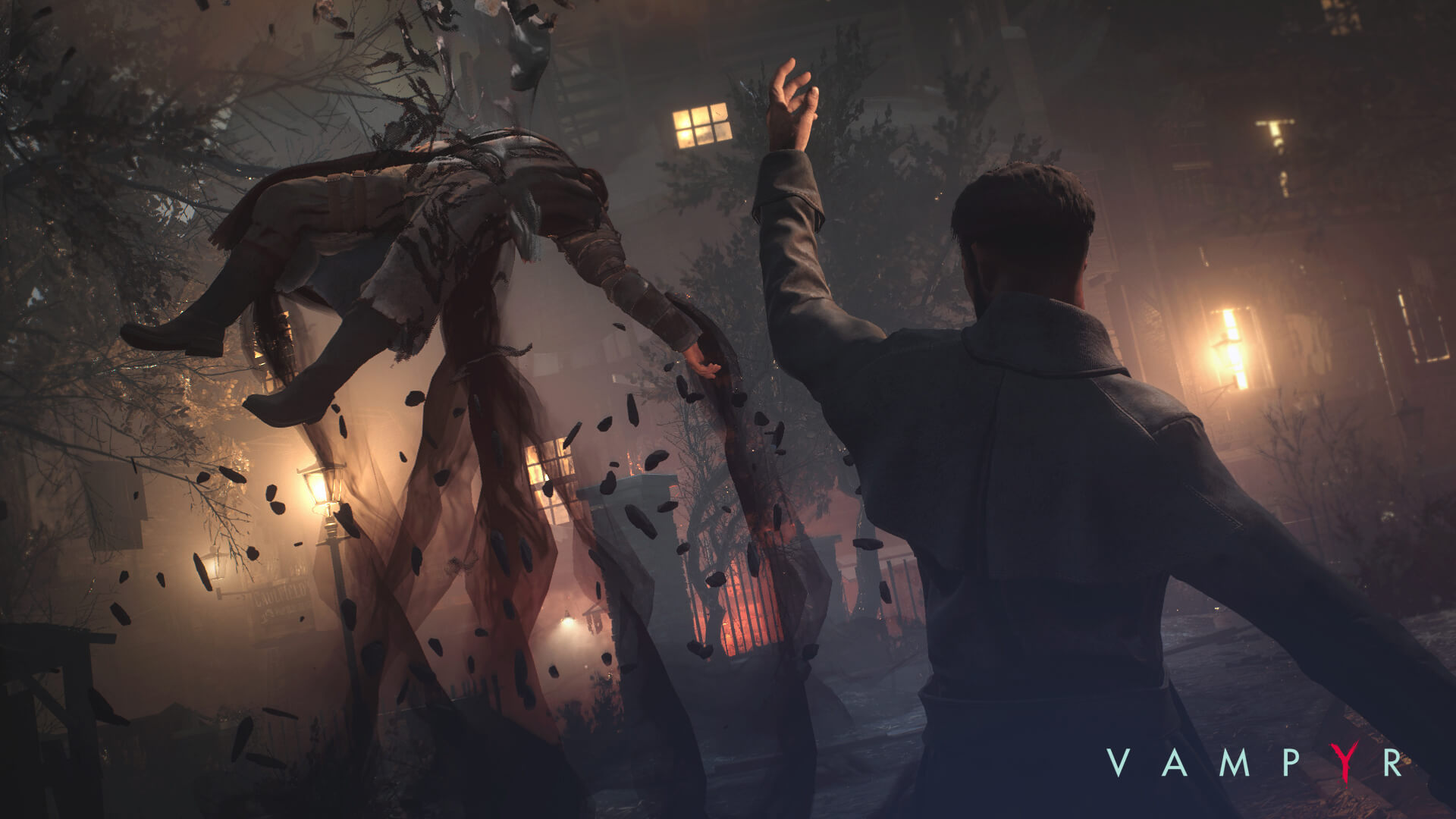 Vampyr Gets an E3 Teaser Trailer and a Release Date