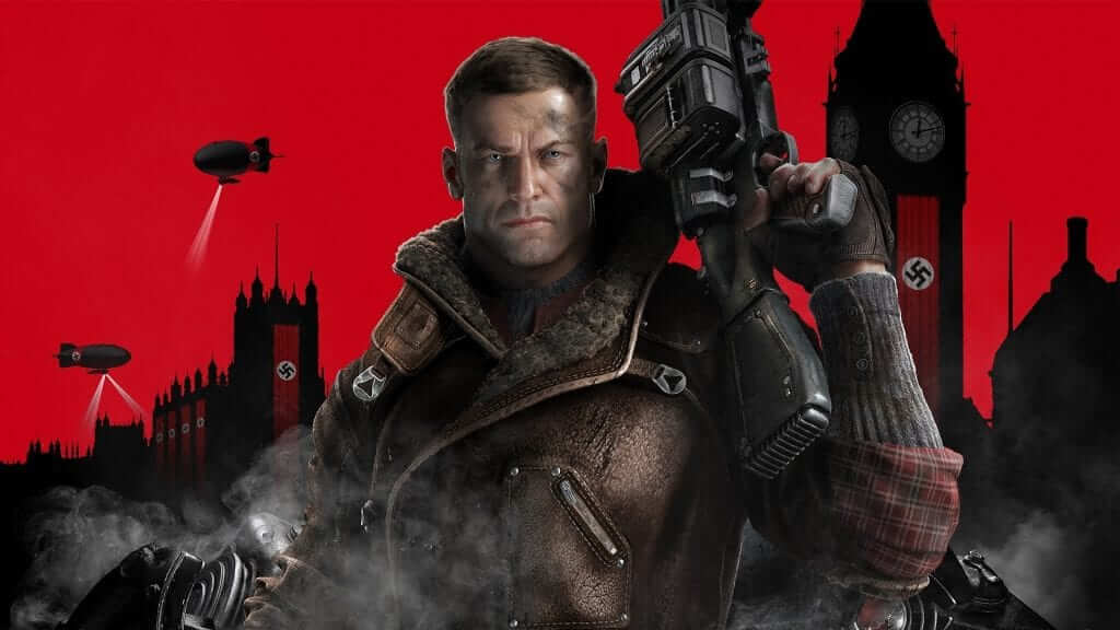E3 2017: Wolfenstein II: The New Colossus Reveal