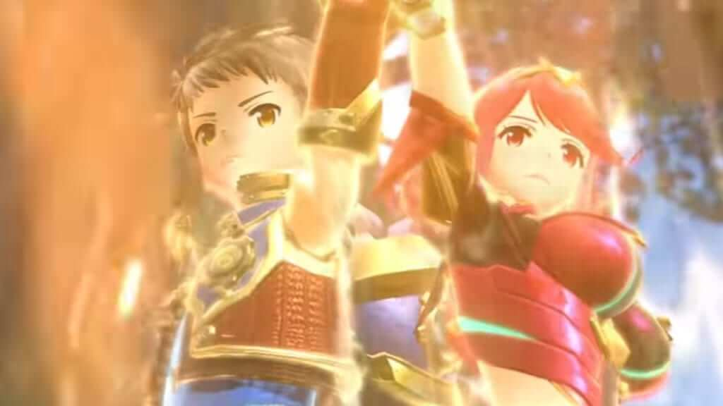 E3 2017: Xenoblade Chronicles 2 Story Trailer