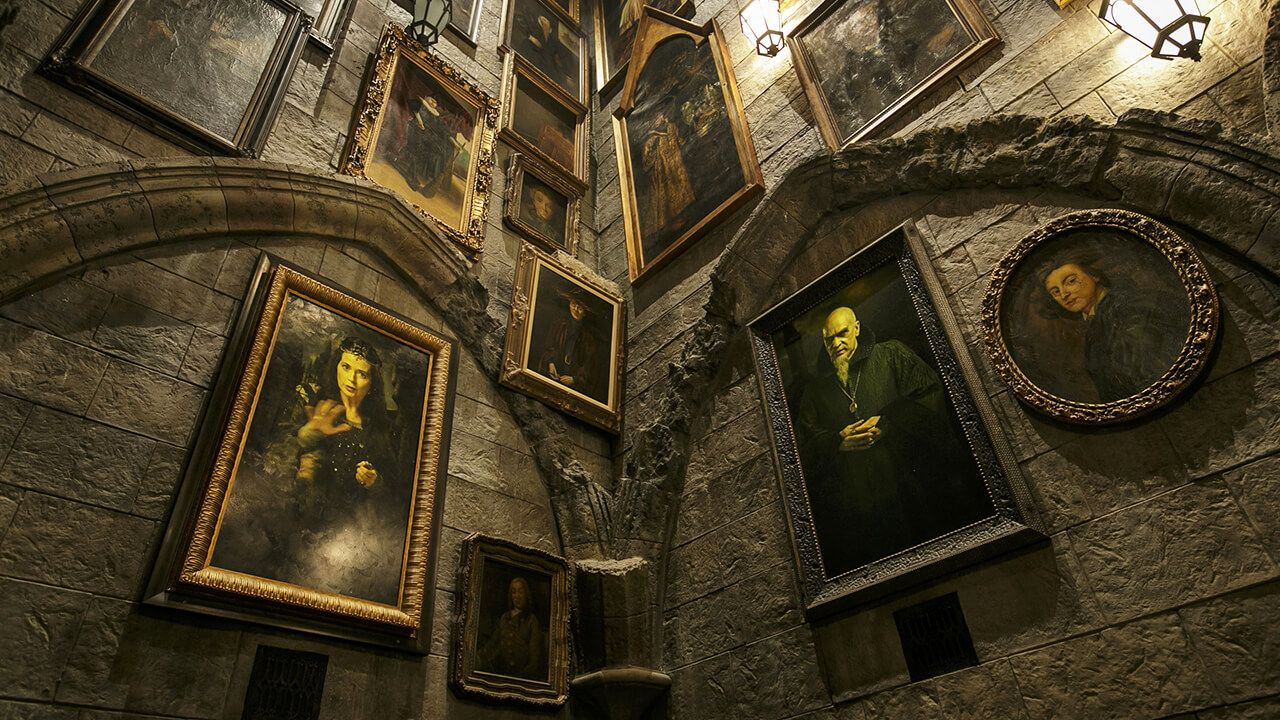 Wizarding World of Harry Potter at Universal Studios Gets a New Ride