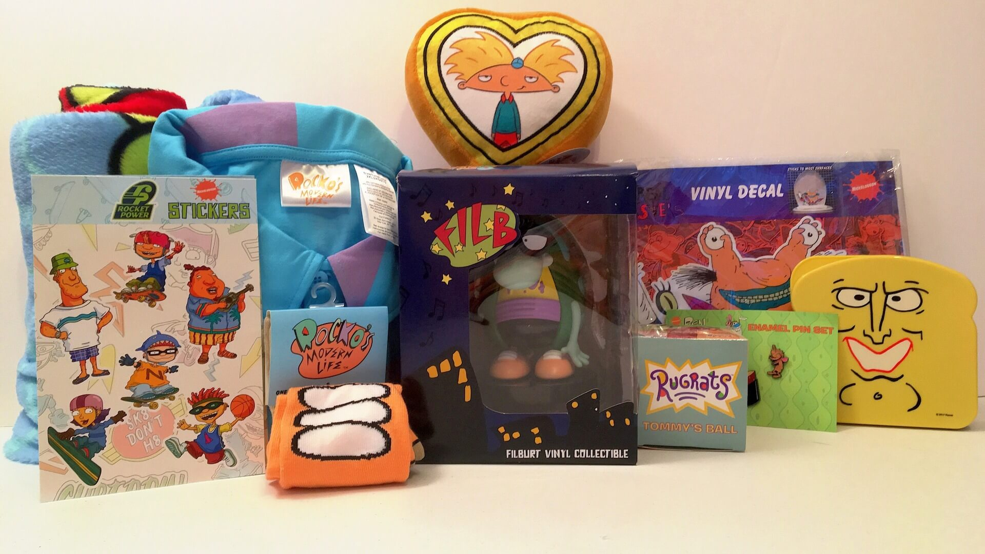 The Nick Box: Ren & Stimpy, Rocko's Modern Life & More! - Review