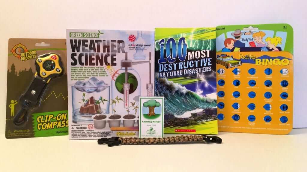 Kids Prize Pack: Educational Fun for Boys and Girls - Review