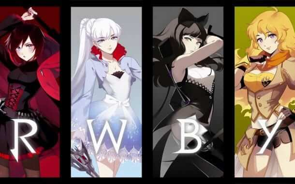 Rooster Teeth & DC Team Up for RWBY Digital Comics