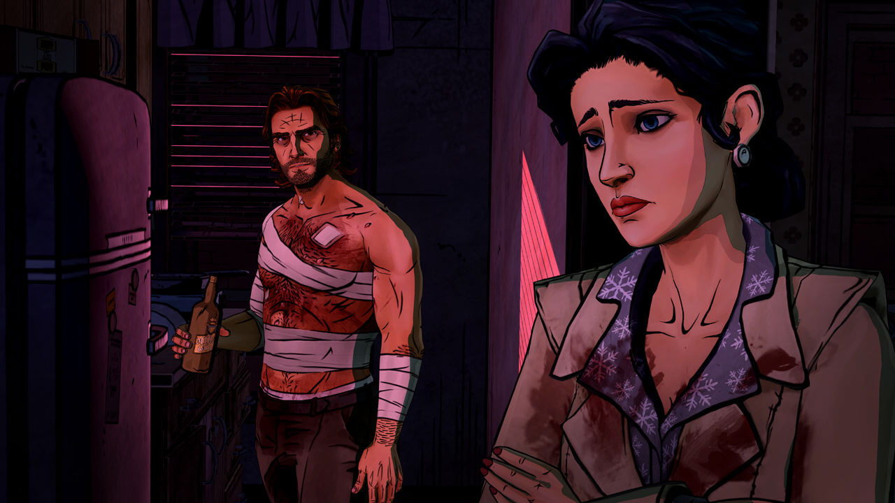 The Wolf Among Us Returns in 2018 According to Telltale Summer Update