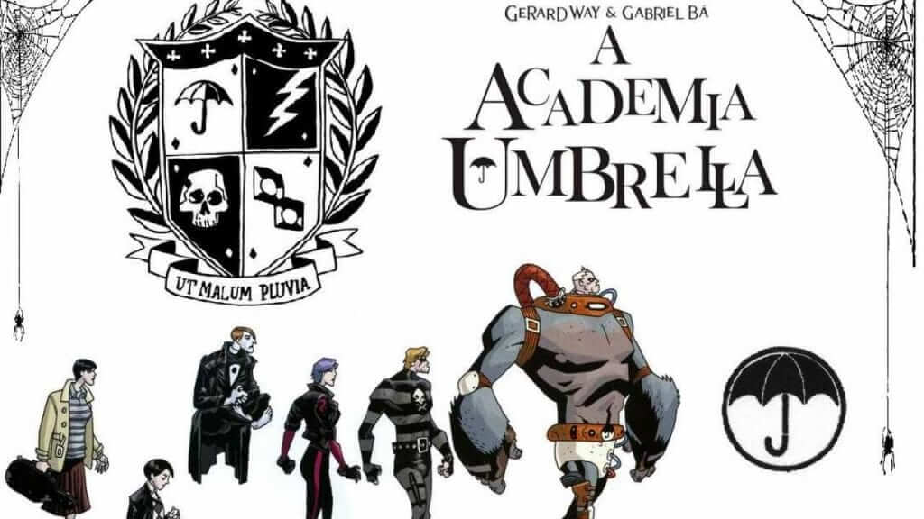 Gerard Way's Umbrella Academy Greenlit for Live Action Netflix Series