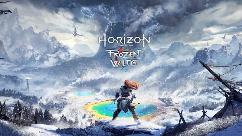 Horizon Zero Dawn Frozen Wilds DLC