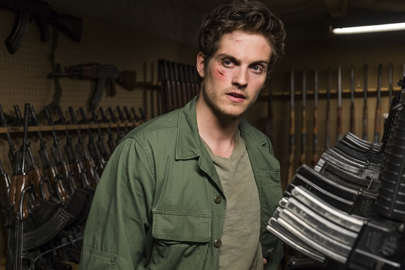 Daniel Sharman as Troy Otto - Fear the Walking Dead _ Season 3, Episode 6 - Photo Credit: Richard Foreman, Jr/AMC