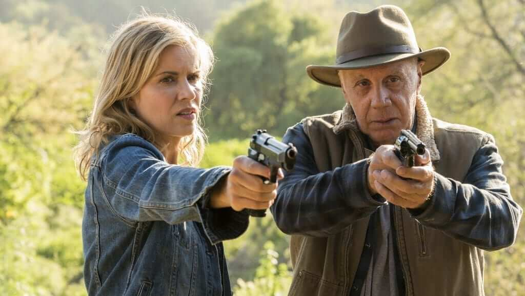 Fear the Walking Dead: Red Dirt Review