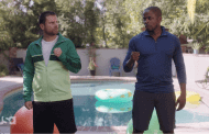 Dule Hill and James Roday Get Back into Shape for Psych: The Movie