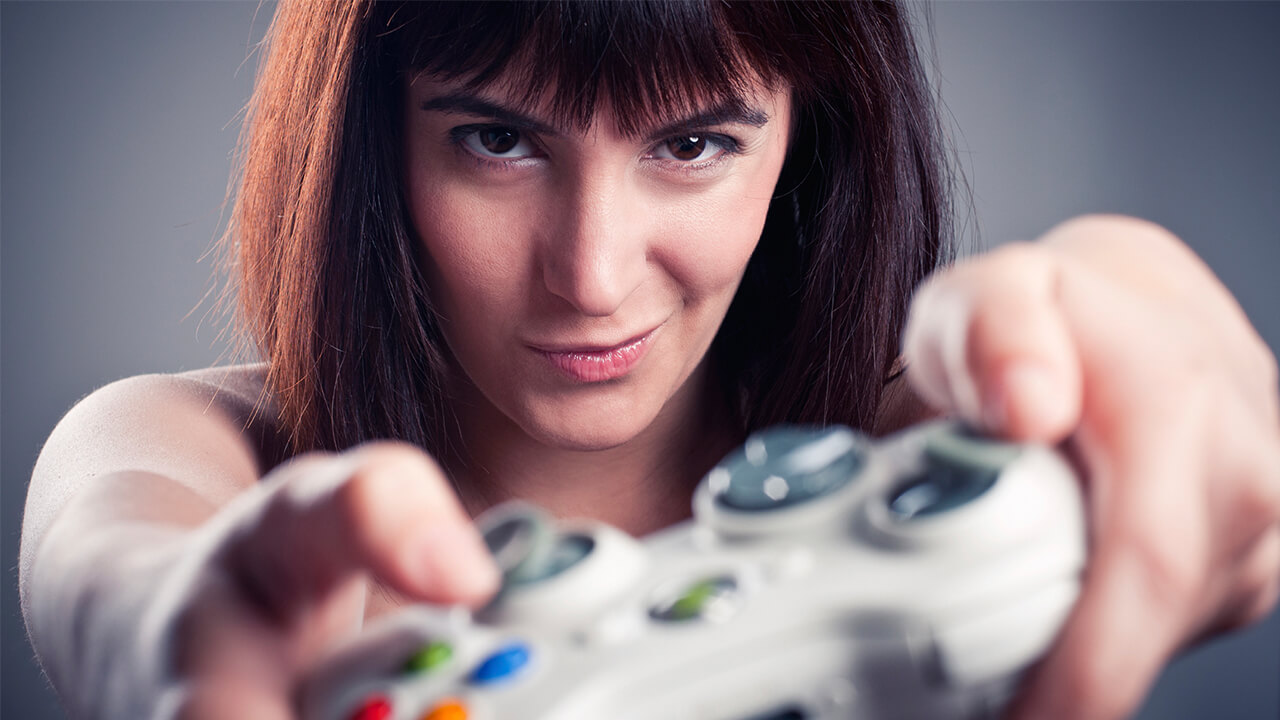 Study Shows UK Women Spend Over £1 Billion on Video Games A Year