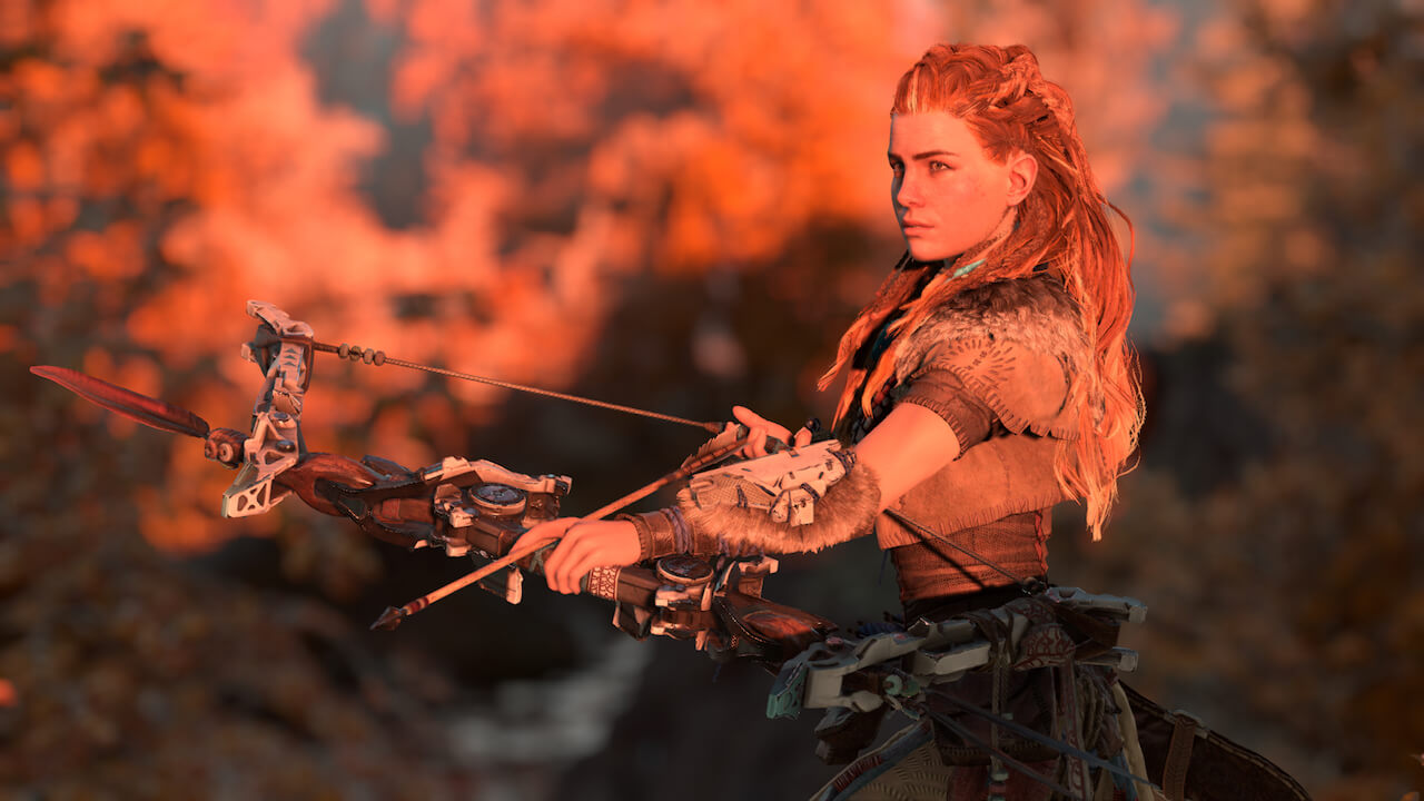Latest Horizon Zero Dawn Update Adds New Game+