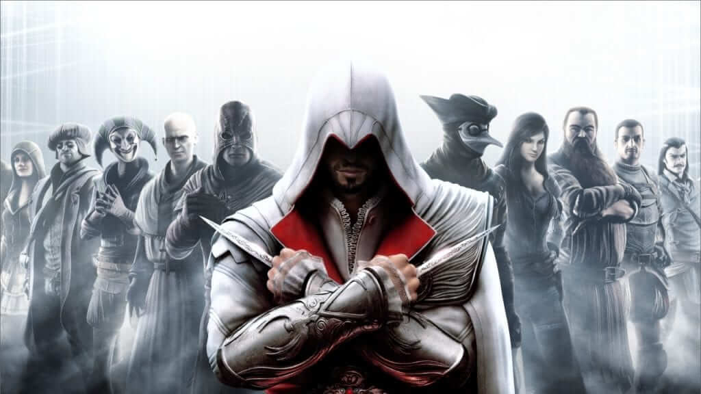 An Animated Assassin's Creed Series is Coming to Netflix