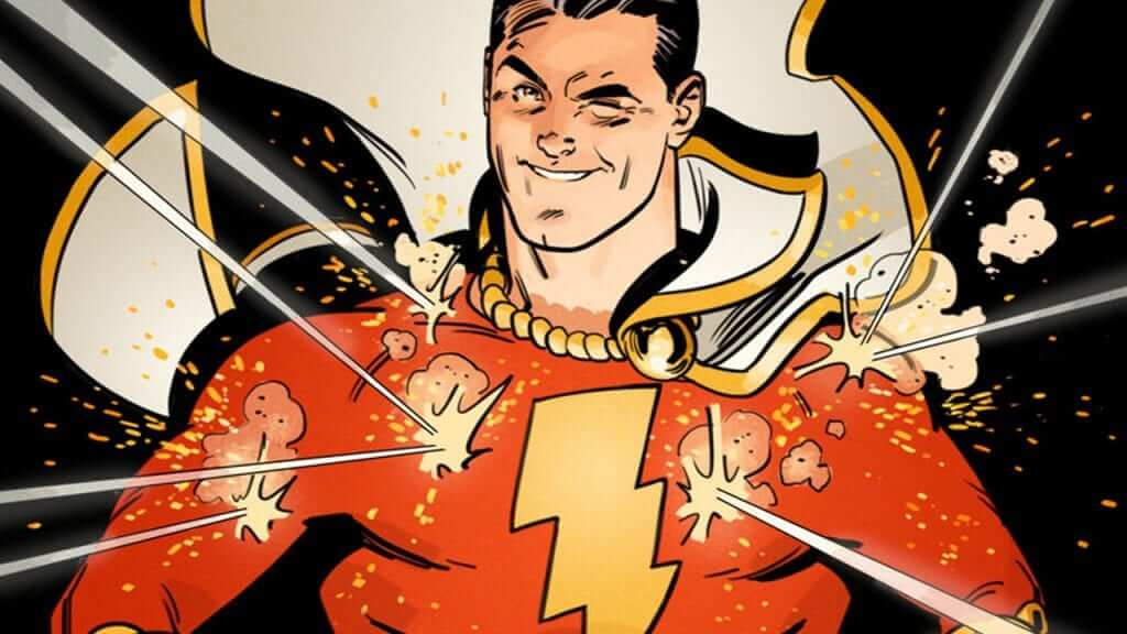 SHAZAM! Is The Next DC Movie Entering Production