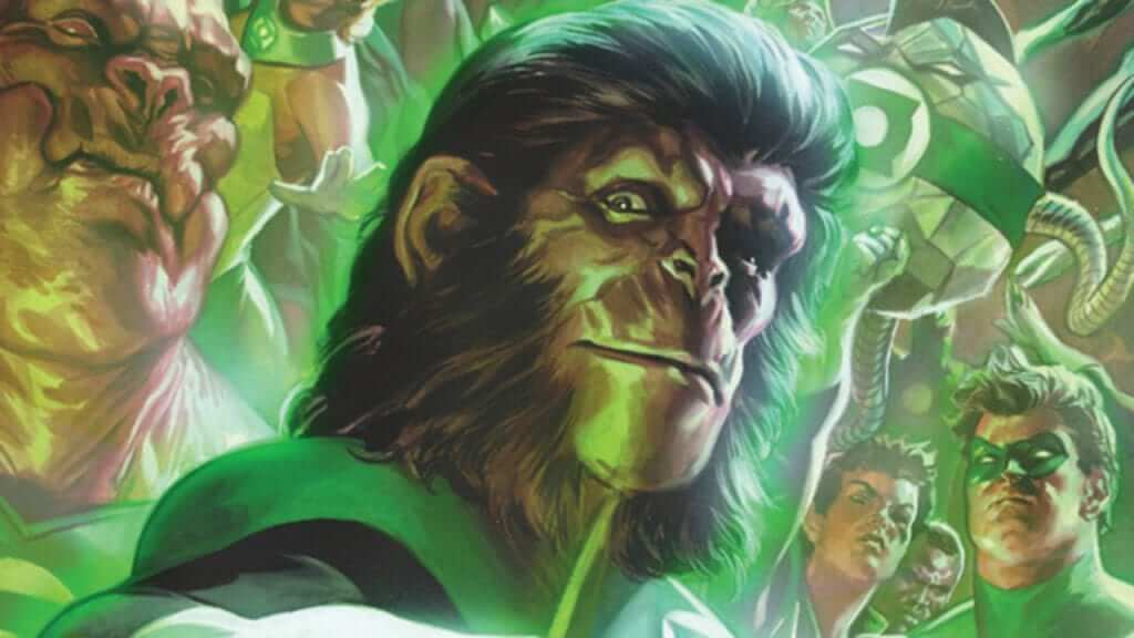 Rumor: Green Lantern Corps May be Directed by Rupert Wyatt