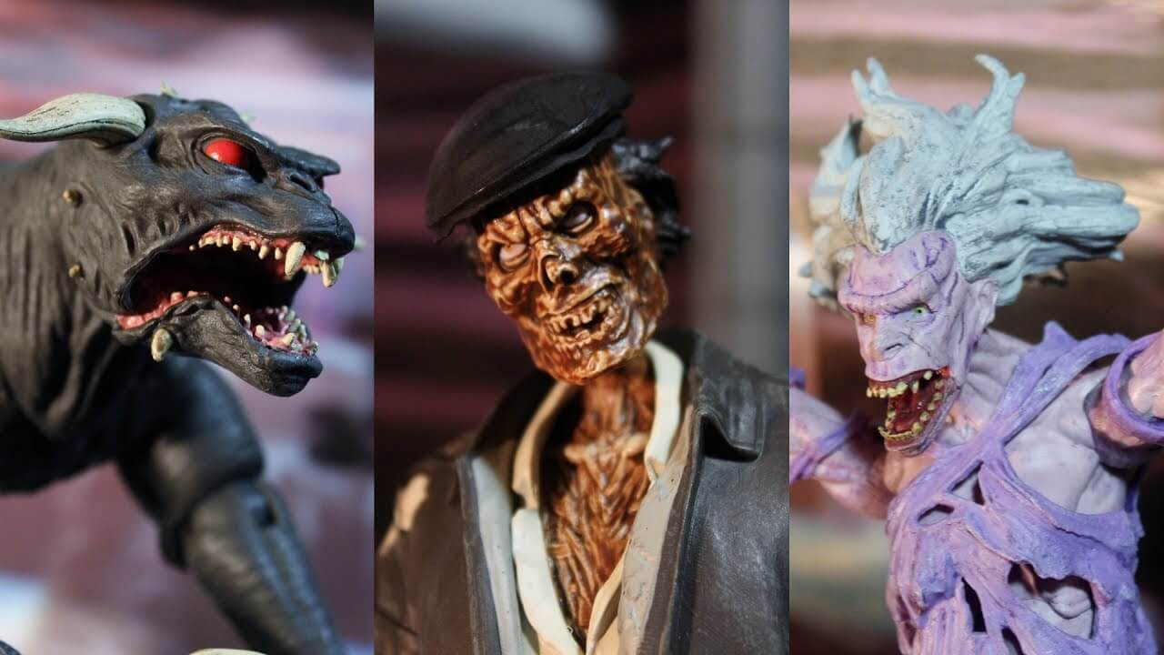 Diamond Select Reveals New Watchmen, Predator, and Ghostbusters Toys