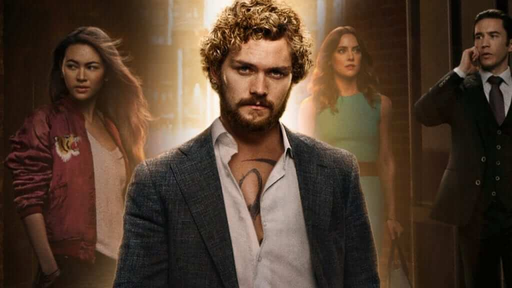 Scott Buck Replaced as Iron Fist Showrunner for Season 2