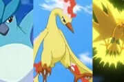 Niantic Chooses Legendary Pokemon Articuno and Lugia