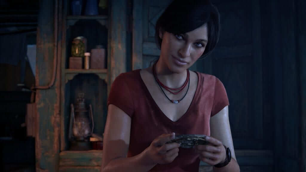 Uncharted: The Lost Legacy Has Officially Gone Gold