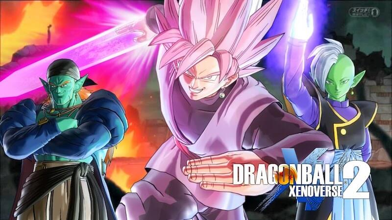 Dragon Ball Xenoverse 2 Future Trunks DLC