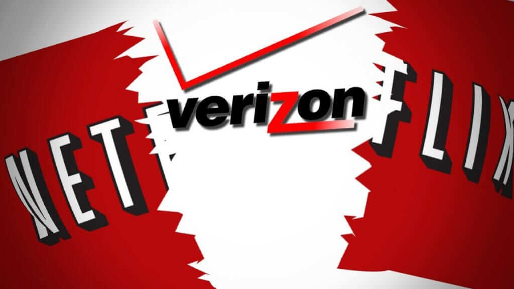 Verizon Fails to Inform Netflix Users of Their Throttling
