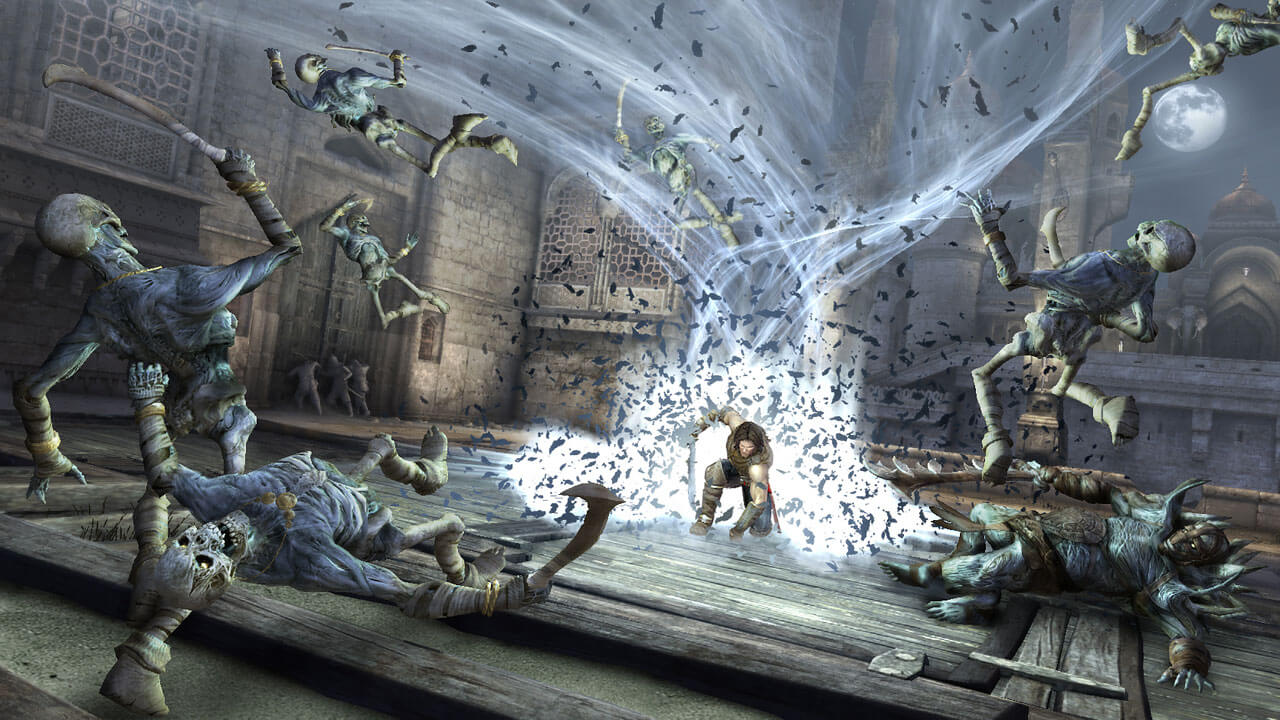 Speedrun Fast: Prince of Persia: The Forgotten Sands