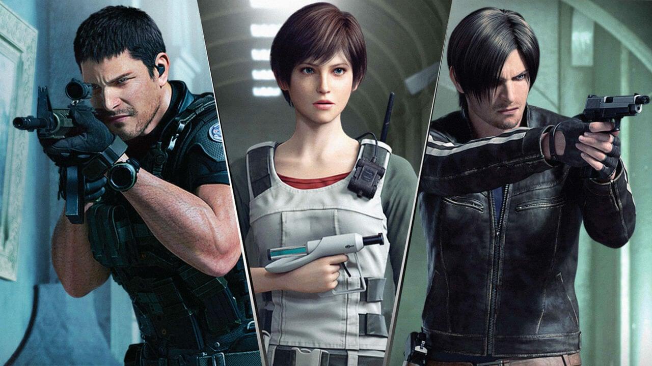 Resident Evil: Vendetta Review