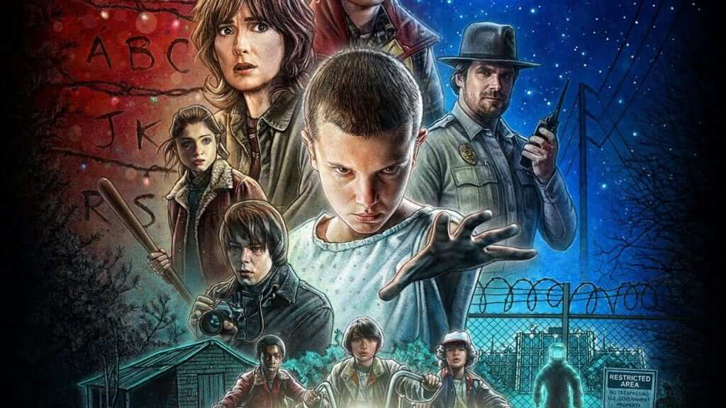 Stranger Things Season 2 Gets a Release Date With New Teaser Trailer
