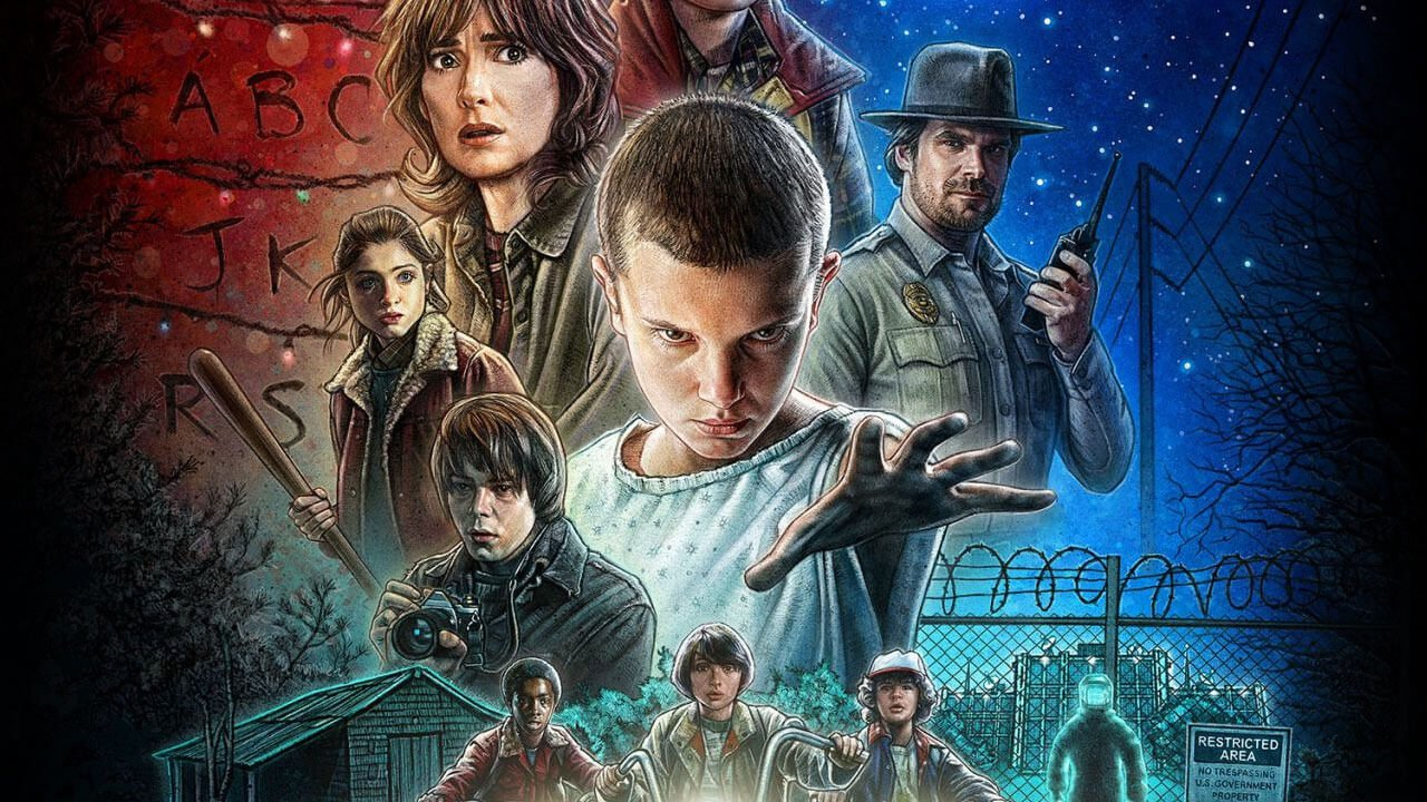 stranger things season 2 gets a release date with new
