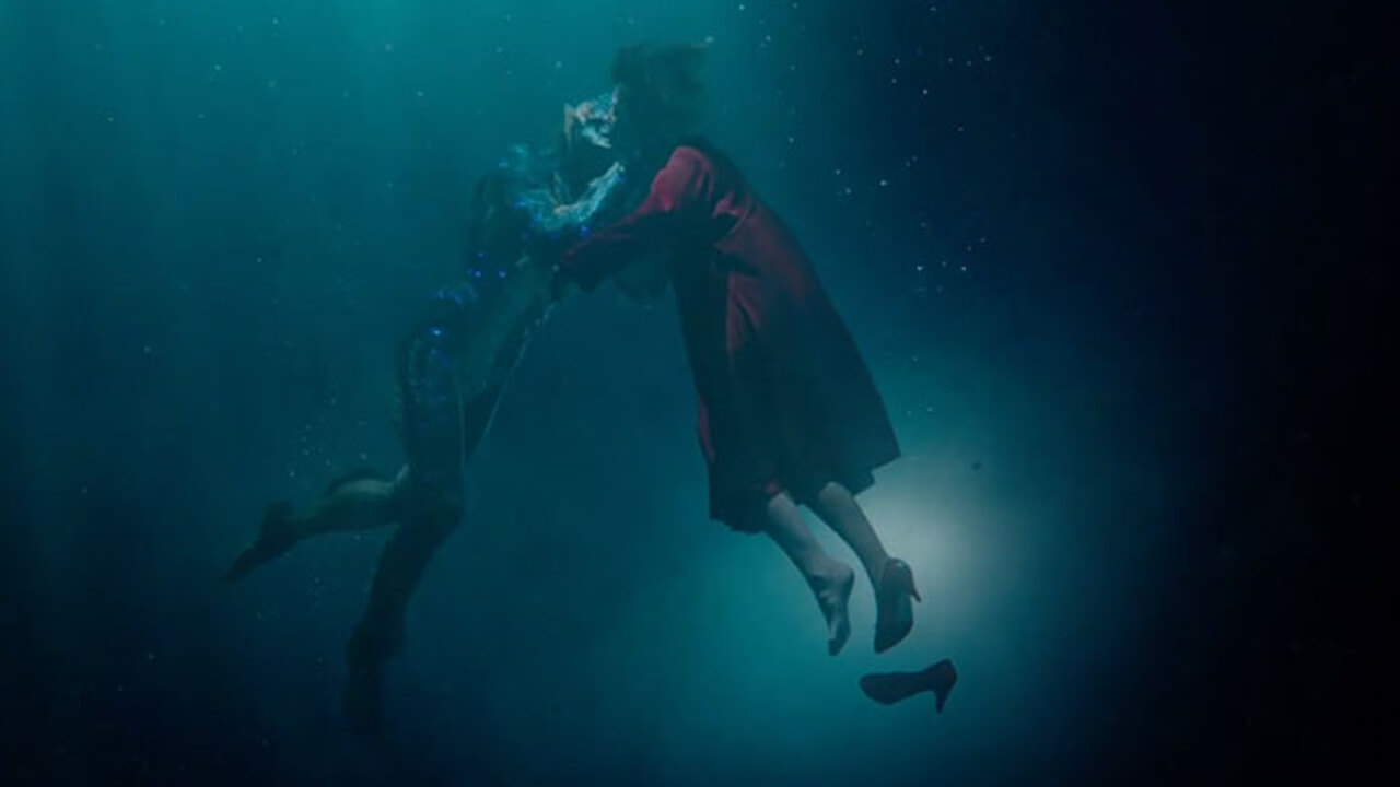 Guillermo Del Toro's Latest Film The Shape of Water Has it's First Trailer